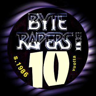 Byterapers 10 Years badge